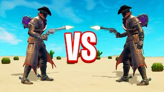Shoot FIRST To DEFEAT THE ENEMY! (Fortnite Wild West Shootout)