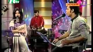 Bangla Gaan Ami Ekdin Tomai Na Dekhile   Arfin   Nancy2