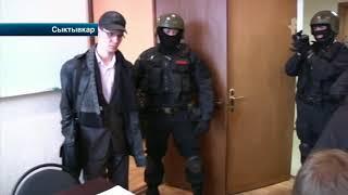 В Сыктывкаре бойцы Россгвардии и полиция устроили облаву в офисах финансовой пирамиды