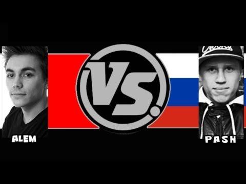 LA CUP | Alem (FRA) VS Pash (RUS) | Quarter Final