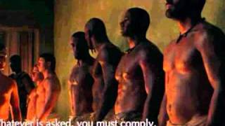 A funny scene from Spartacus: Gods of the Arena