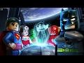 LEGO Batman 3 Beyond Gotham All Cutscenes Walkthrough Gameplay