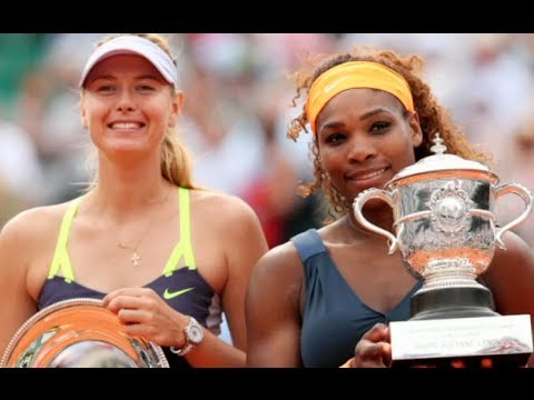 Maria Sharapova Discusses Olympic Gold & Serena Williams Beef