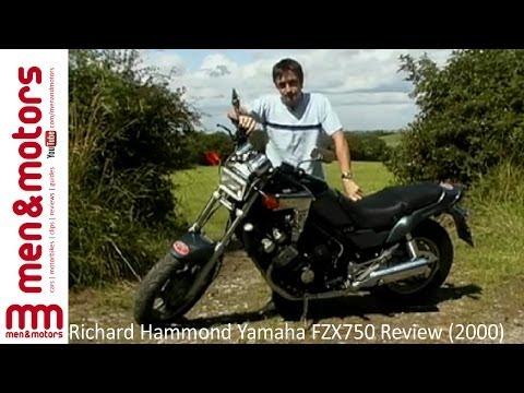 Richard Hammond Yamaha FZX750 Review (2000)