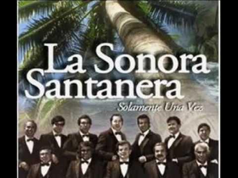 **CON UN BESO**   **LA SONORA SANTANERA**