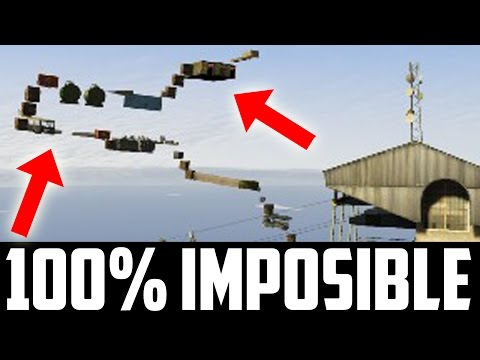 100% IMPOSIBLE!! 30 MINUTOS SUFRIENDO!! XD - Gameplay GTA 5 Online Funny Moments
