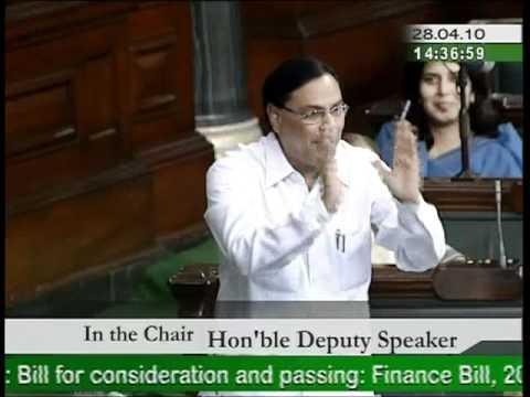 Part 1: Finance Bill, 2010: Sh. Harin Pathak: 28.04.2010