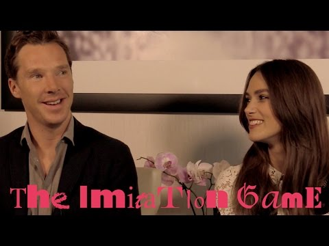 DP/30 @TIFF: The Imitation Game, Cumberbatch & Knightley