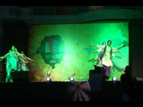 Bhangra at Convergys Hyderabad 2012 Annual Function [Convergence 2012]