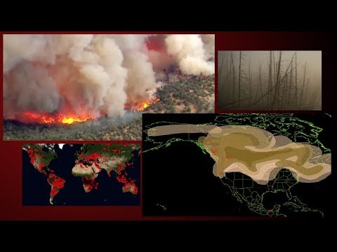 climate engineering wildfires to temporarily cool earth