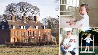 Find out how Kate decorated the Royal Family home for George and Charlotte in Norfolk