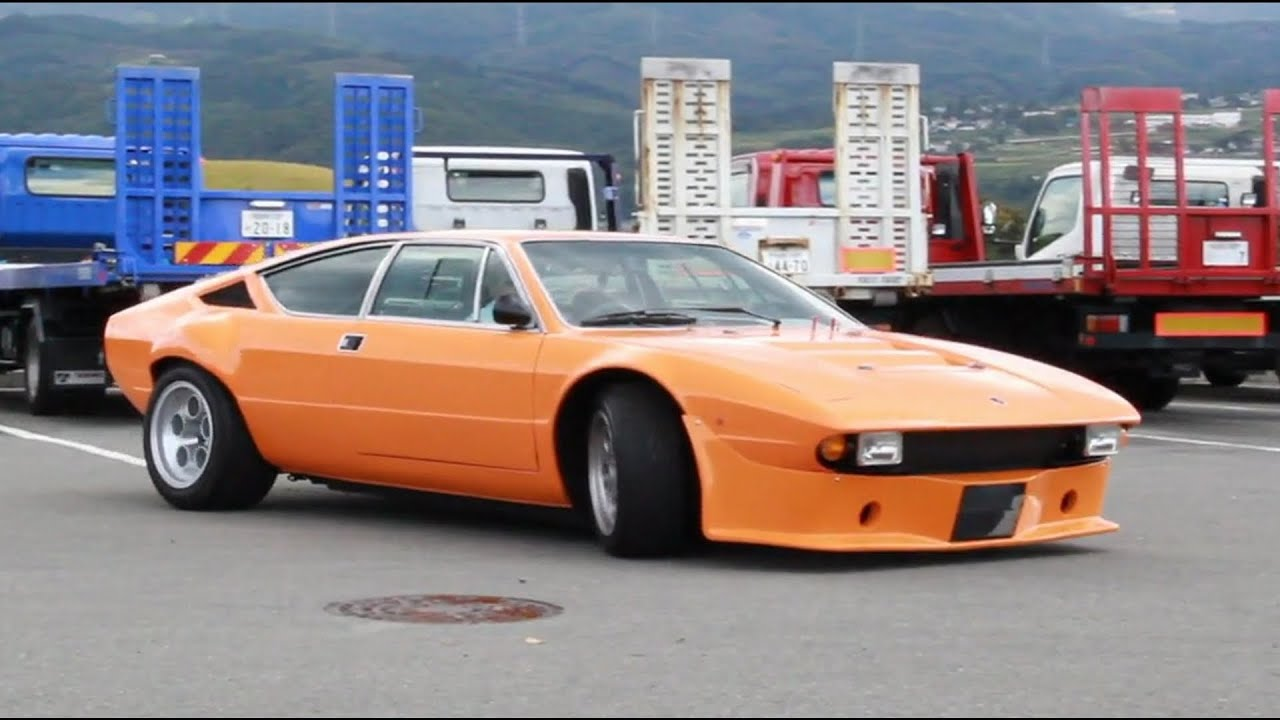 Lamborghini Urraco Wheeler Dealers