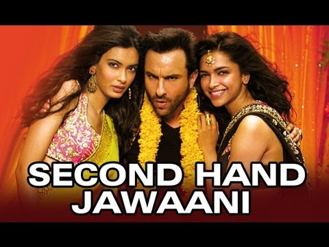 Second Hand Jawaani - Cocktail - Saif Ali Khan, Deepika Padukone &amp; Diana Penty