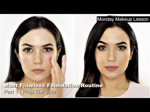 Flawless Full Coverage Foundation Routine | Part 1 | TheMakeupChair