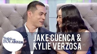 Jake and Kylie talk about marriage | TWBA