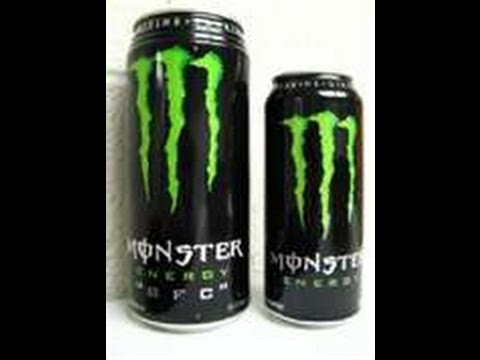 Monster Energy Drink  Oz Can
