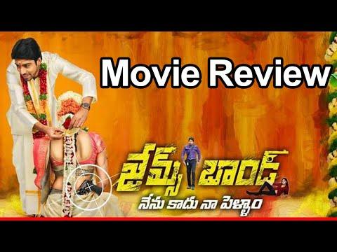 James Bond Telugu Movie Review ||  Allari Naresh, Sakshi Chaudhary Photo Image Pic