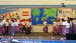 Multicultural Festival at p.s 145   p1 Spain/españa