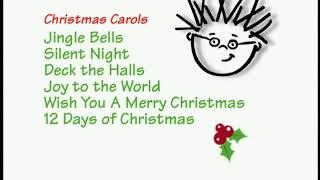 Closing to Baby Santa's Music Box Chinese 2003 DVD