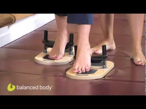 Pilates for Instructors : E64 : Dual Foot Correctors