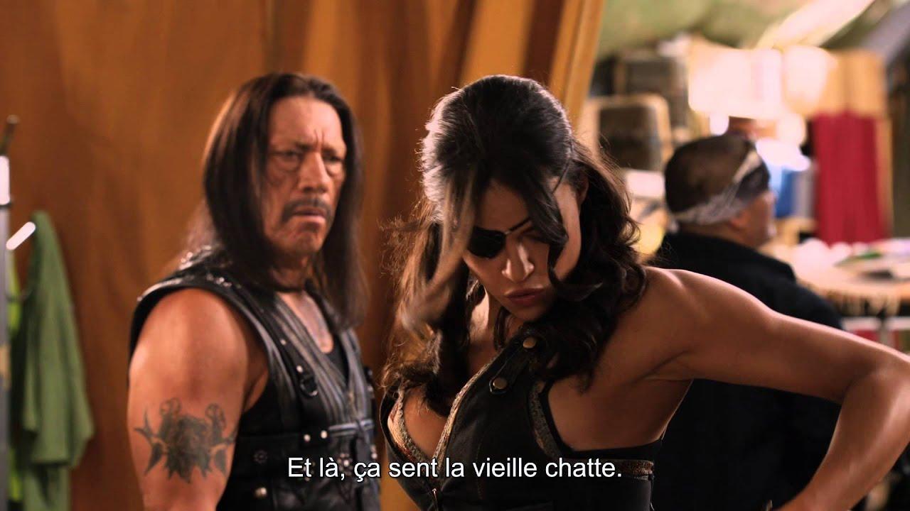 MACHETE KILLS - Spot Michelle Rodriguez - VOST - YouTube Antonio Banderas Gif