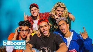 "PRETTYMUCH Release ""Real Friends"" Ahead of Headline U.S. Tour   Billboard News"