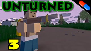 UNTURNED #3 - Nightvision Time ⌂ [HD] Let's Play Unturned