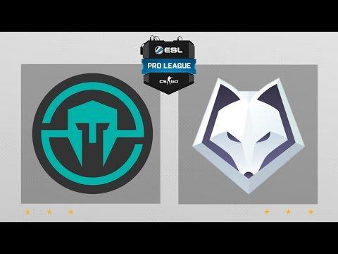 CS:GO - Immortals vs. Winterfox [Cbble] Map 2 - ESL Pro League Season 5 - NA Matchday 11