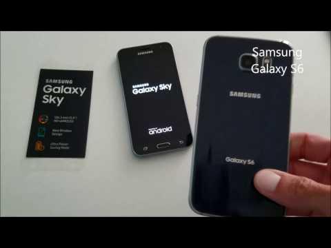 Samsung Galaxy Sky S320VL Samsung J3 Straight Talk