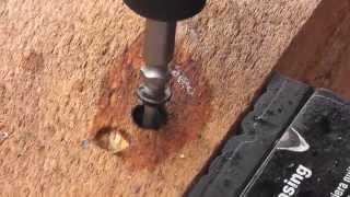 Como quitar tornillos rotos o barridos