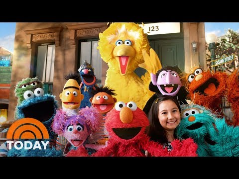'Sesame Street' Turns 50: How It's Impacted The World | Sunday TODAY