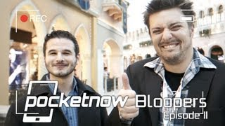 Pocketnow Bloopers - Episode 2, CES Edition