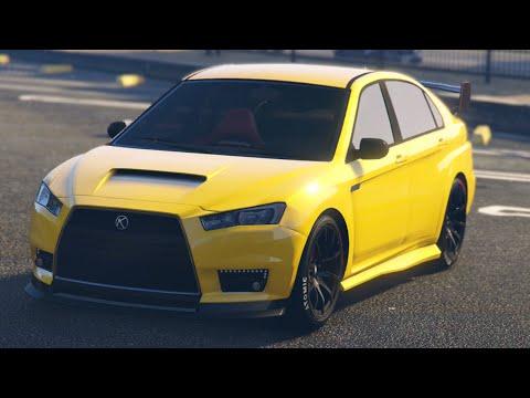 GTA 5 Online Heist Cars NEW KARIN KURUMA! How To Unlock & Customization Guide (GTA 5 Heist DLC)