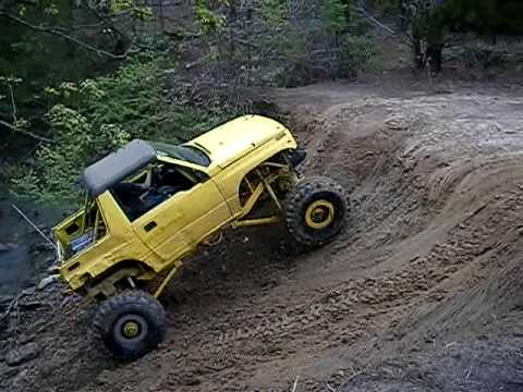 josh woods climbing in geo tracker @ clayton ok youtube