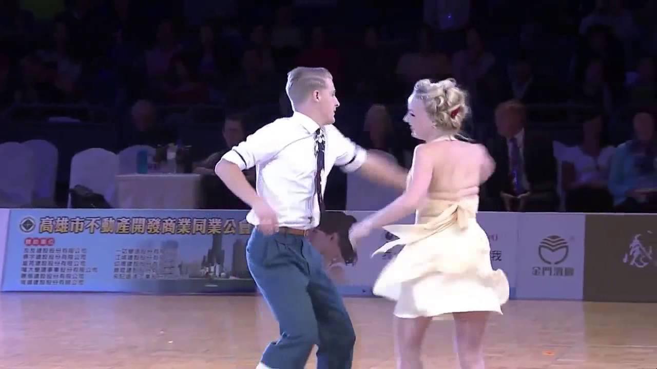 World Dance Sport Games 2013 Boogie Woogie Final Youtube