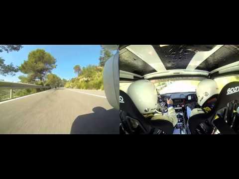 Oris Mallorca Rally 2014 Pollenca Stage