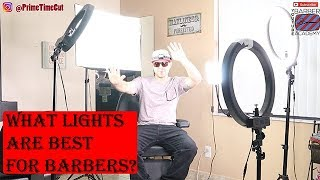 Lighting For Your Barber Shop