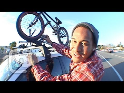 BMX Pro Chad Kerley: Day In The Life On Crooked World