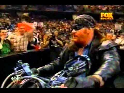 WWF RAW 5222000 Undertaker Ameican Badass Full Return Debut...