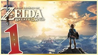 Let's Play The Legend Of Zelda breath of the wild | Die Reise eines großen Helden beginnt #1