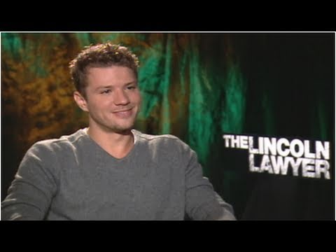 Ryan Phillippe on His Kids Making Him Cry and Playing a Villain in The Lincoln Lawyer