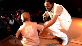KAMICHI Performing at AHO RUZINGIYE Concert(www.inyarwanda.com)