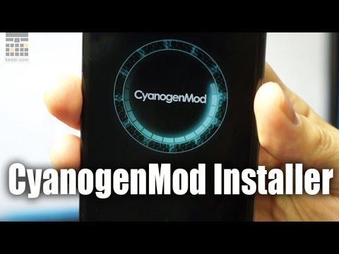 Установка CyanogenMod при помощи официального приложения Installer - Keddr.com