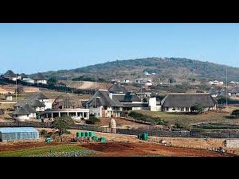 Nkandla 'security pool' story drowned - Jacob Zuma Homestead
