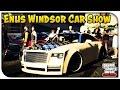 GTA 5 Online ENUS WINDSOR CAR SHOW Ill Gotten Gains DLC Car Showcase mp3