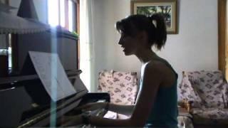 no no never - texas lightning (piano cover)
