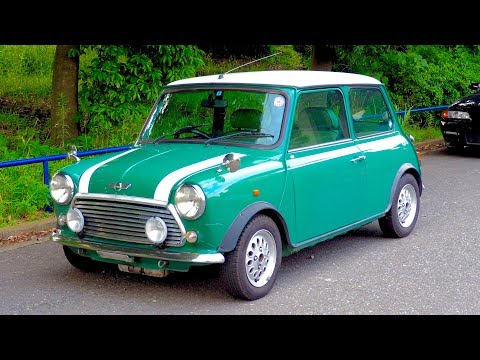1999 Classic Mini Cooper Automatic Transmission 1300cc (Canada Import) Japan Auction Purchase Review