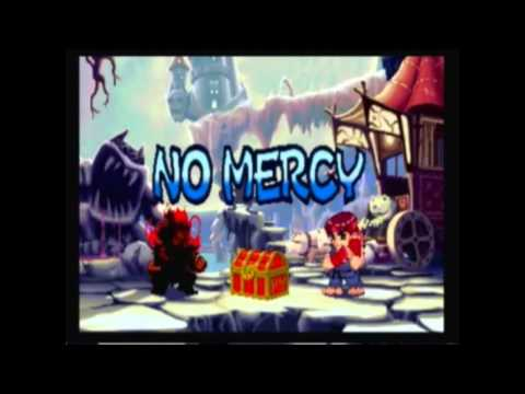 Pocket Fighters akuma vs ryu PS3 [HD]