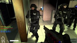【SWAT4】SWAT4をプレイ!【Red Library Offices 後編】