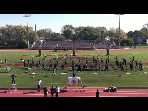 Triton Central High School Marching Band 2011